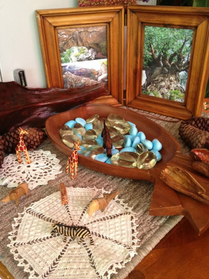 Invitation to play at the jungle ≈≈ at Puzzles Family Day Care.