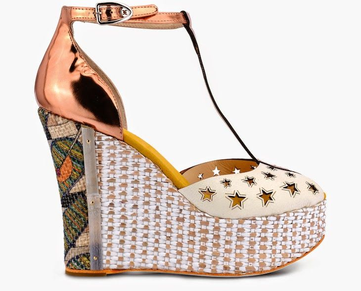 fabi shoes #wedges #shoes #summershoes #shoesdesign #shoetrend #texture #revivalshoes #scarpe #summerfashion #summer @fabishoes