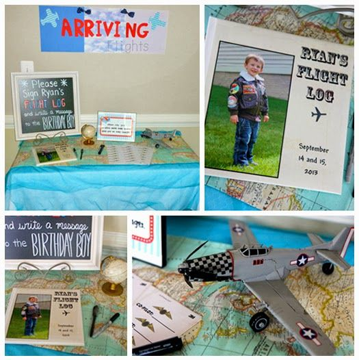 756 best Party Airplane images on Pinterest Airplanes All