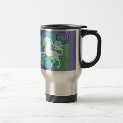 #2017 Mink Mug Magical Unicorn Travel Mug - #office #gifts #giftideas #business