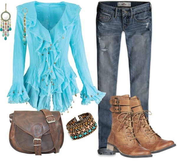 """Gypsy Chic"" by debbie-probst on Polyvore"