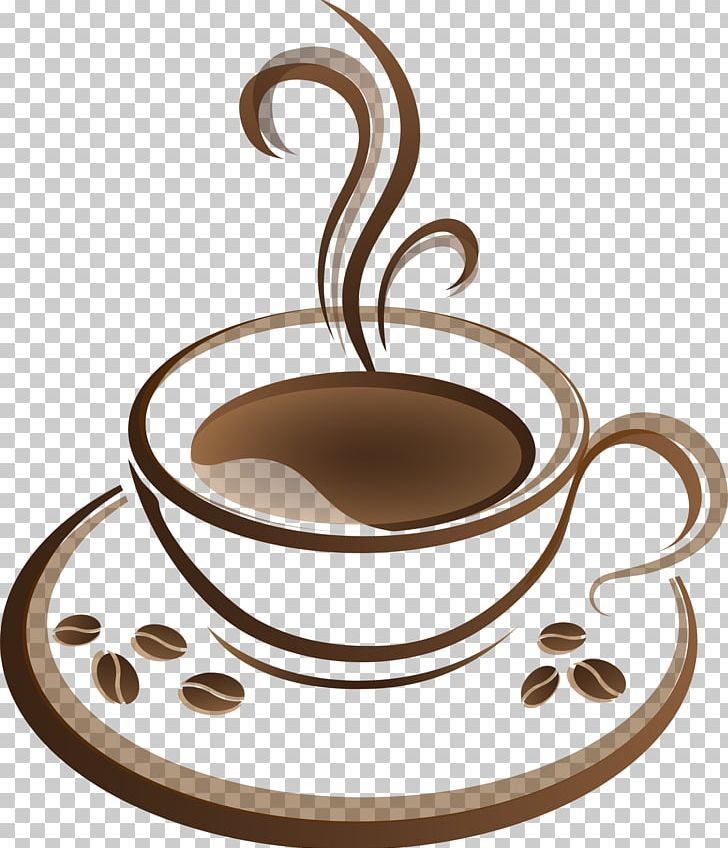 Coffee Cup Tea Cafe Png Brown Background Cafe Caffeine Cappuccino Coffee Tea Cafe Cafe Coffee Png
