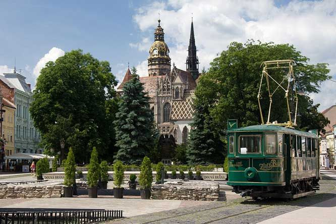 Kosice is Slovakia's second largest city and one full of many wonderful things to see and do for the tourist. Check out our travel tips for Kosice here.