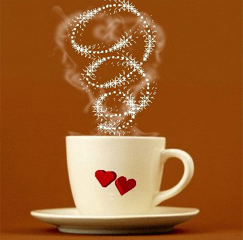 BEAUTIFUL COFFEE AND MORE LOVE