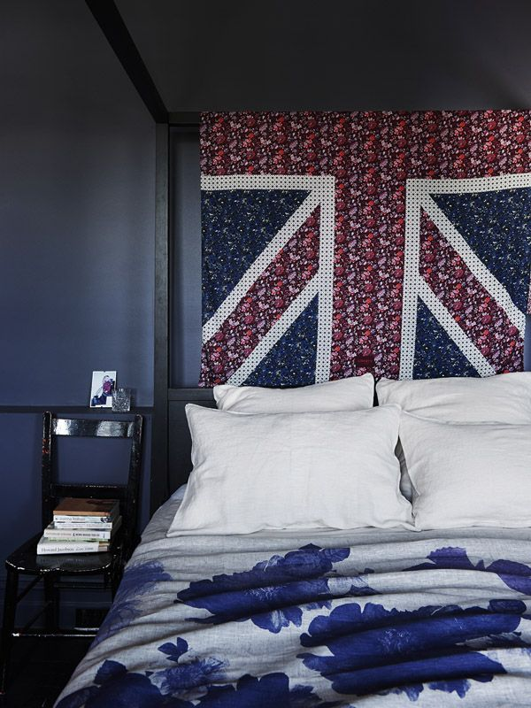 224 best union jack flag images on pinterest living room for Union jack bedroom ideas