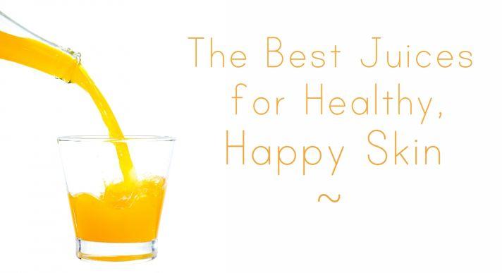 The Best Juices for Healthy, Happy Skin - Effortless Skin Blog   http://effortlesssk.in/1s2PB2F