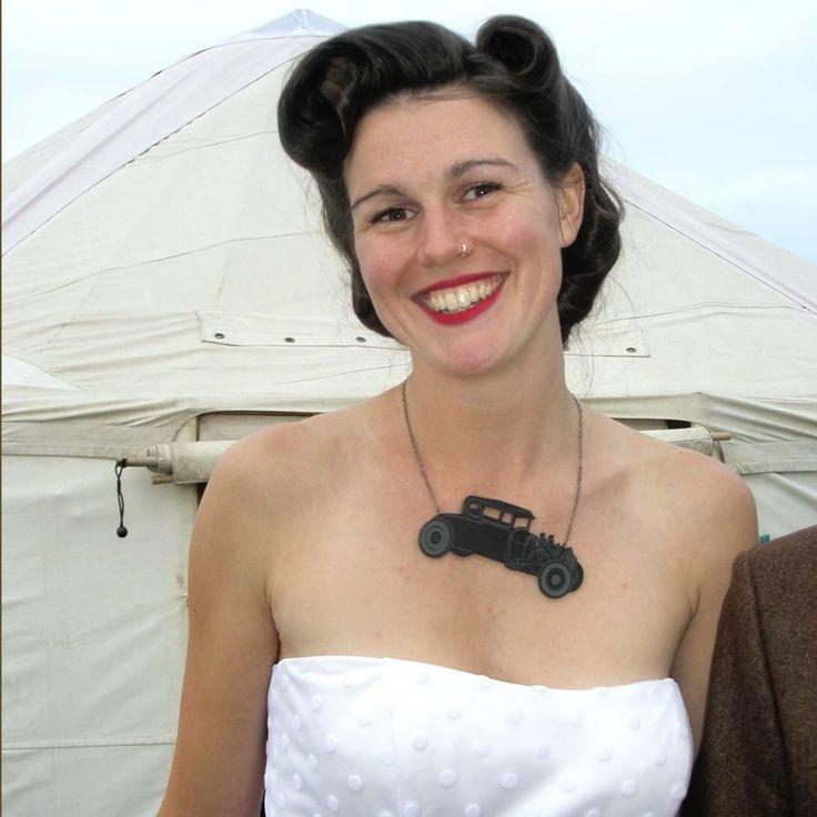 Alternative Wedding Jewellery, custom made laser cut bride and bridesmaids jewellery.   http://swank.bigcartel.com/product/alternative-wedding-jewellery