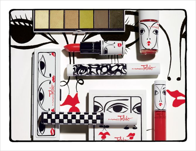 2015 Mac Cosmetics Collections | Home ♦ Collections ♦ MAC Cosmetics TOLEDO Collection information # ...