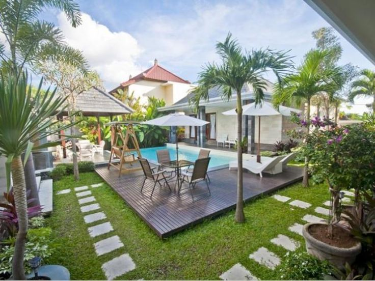 Bali Villa Shanti Canggu Indonesia, Asia Set in a prime location of Bali, Villa Shanti Canggu puts everything the city has to offer just outside your doorstep. Offering a variety of facilities and services, the hotel provides all you need for a good night's sleep. Facilities like free Wi-Fi in all rooms, daily housekeeping, taxi service, express check-in/check-out, Wi-Fi in public areas are readily available for you to enjoy. Comfortable guestrooms ensure a good night's sleep ...