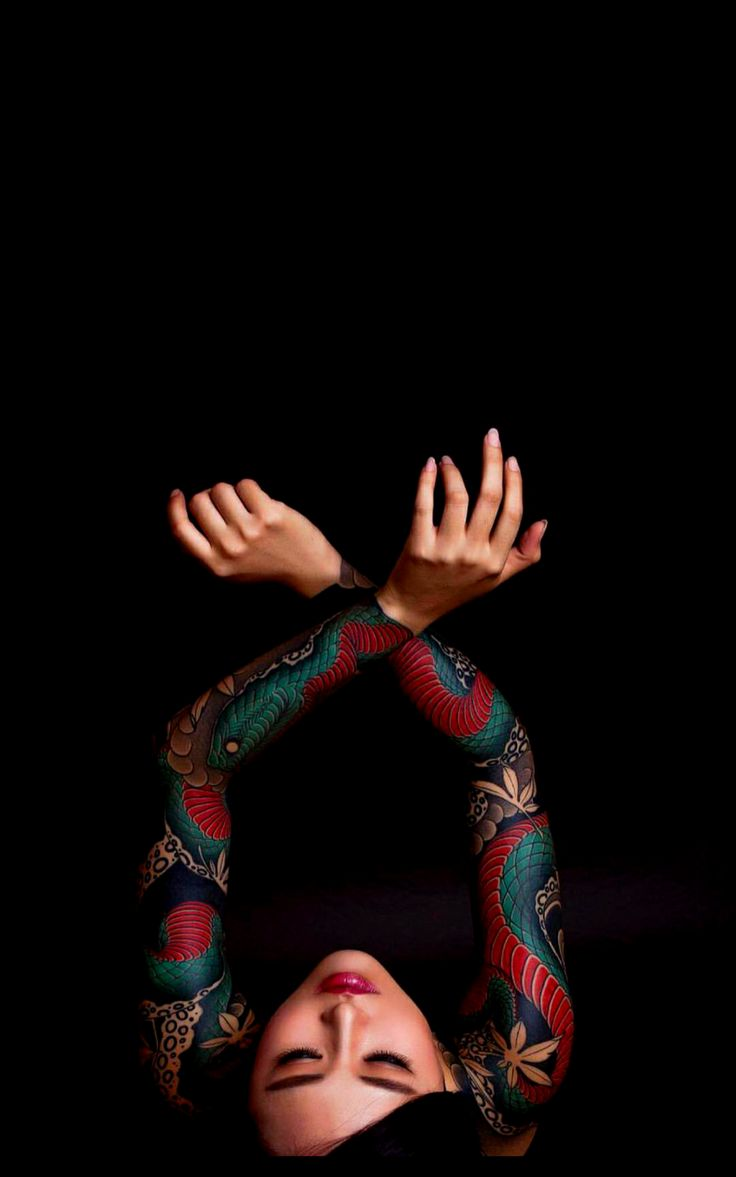 """mennyfox55: """"Tattoo .. """""""
