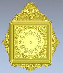 Online Shop STL file format 3D Model Clock_11|Aliexpress Mobile