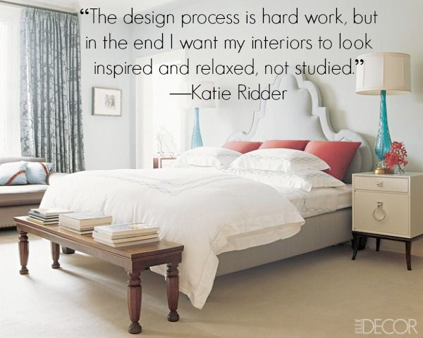 Quote Of The Day How Interiors Should Look