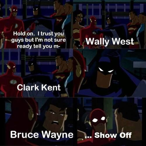 Can't Hide Anything From Batman! Damn I loved The Justice League cartoon! And this was my favorite episode!