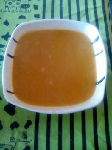 Sopa de pescado para #Mycook http://www.mycook.es/receta/sopa-de-pescado/