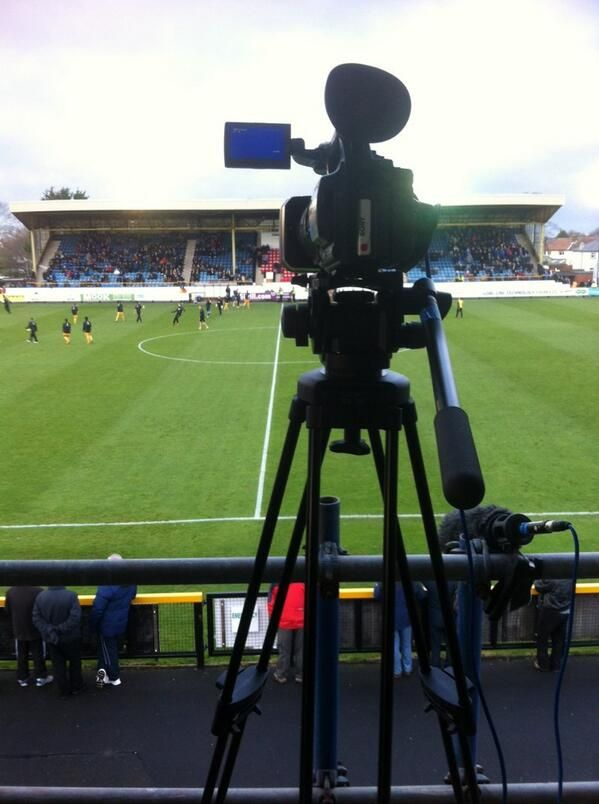 Southport vs chester fc 26-12-2014