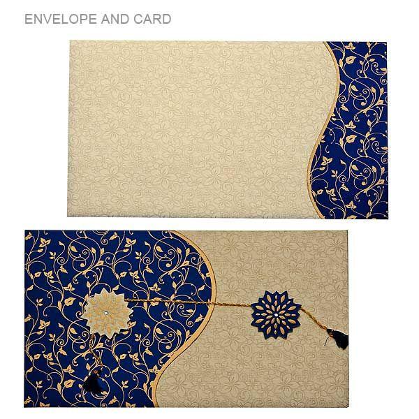 Another Wedding Card by AllWeddingCards.com