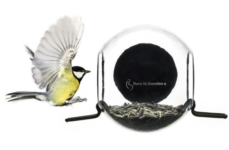Vogelhuisje Bird Feeder van Born in Sweden