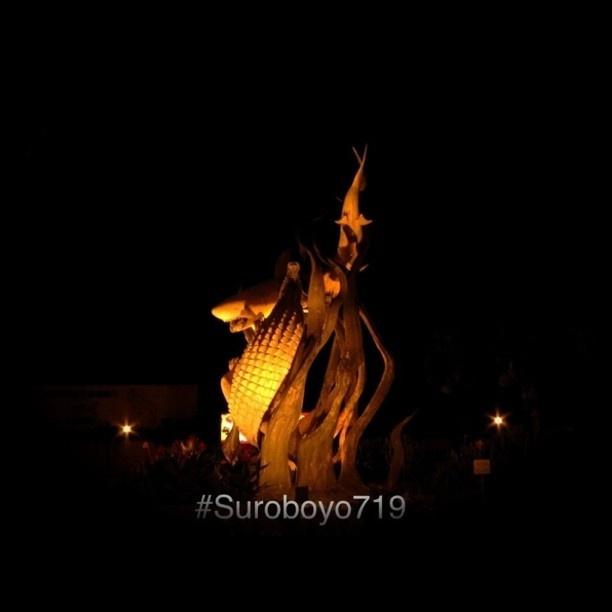 Surabaya Statue #Suroboyo719 - @dwymonster- #webstagram