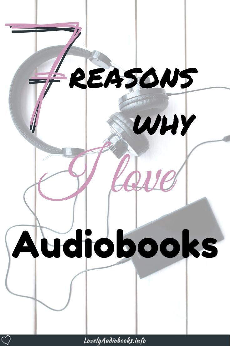 50794aa65e5 Audiobooks can do so many amazing things for people! Read my 7 reasons why I