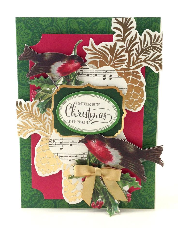 217 best Anna Griffin Christmas Cards images on Pinterest | Christmas cards, Anna griffin cards ...