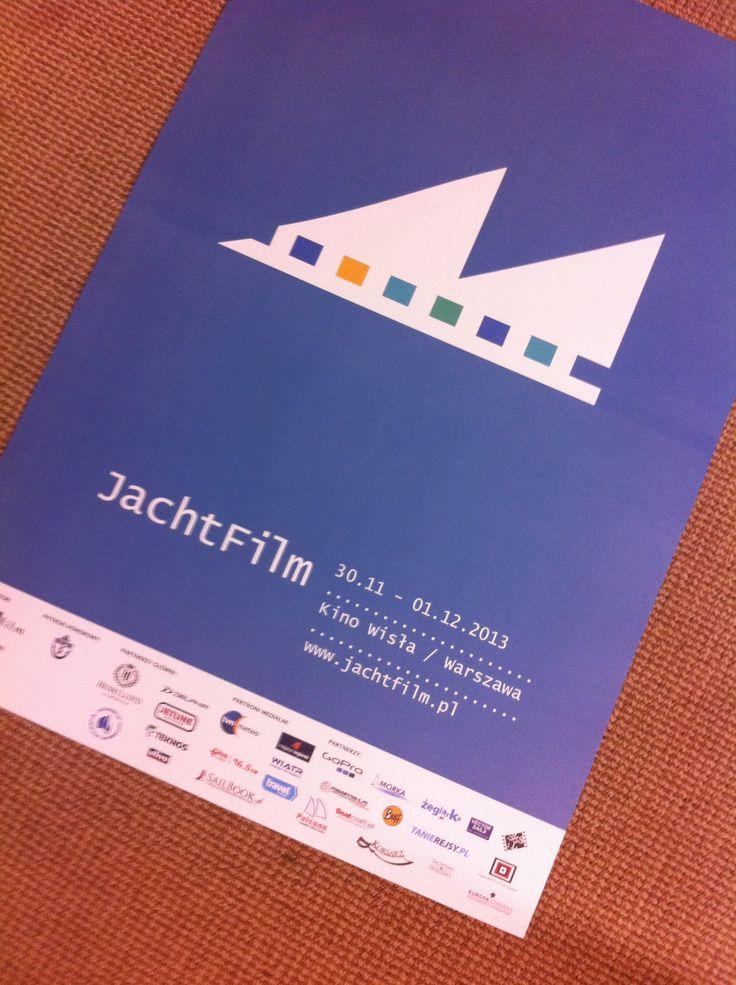 JachtFilm Festiwal 2013 / poster