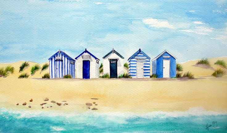 Best Paint For Beach Huts