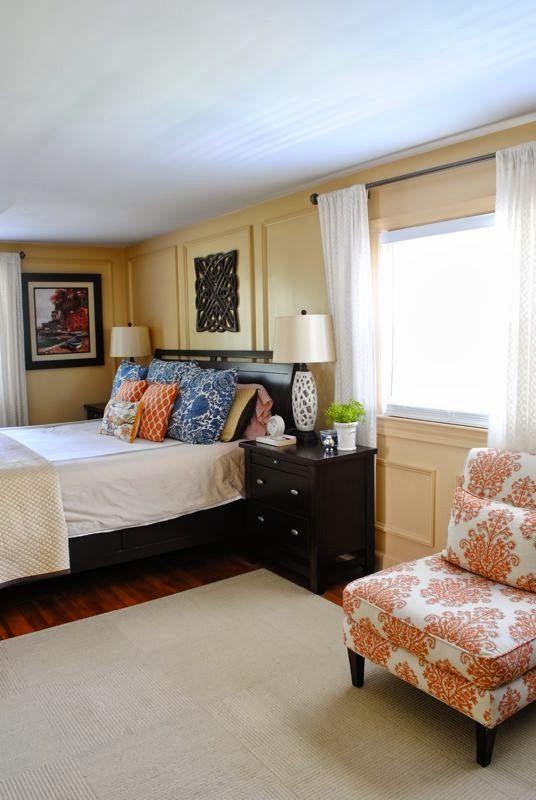 Primitive & Proper wall trim for master bedroom (furniture ...