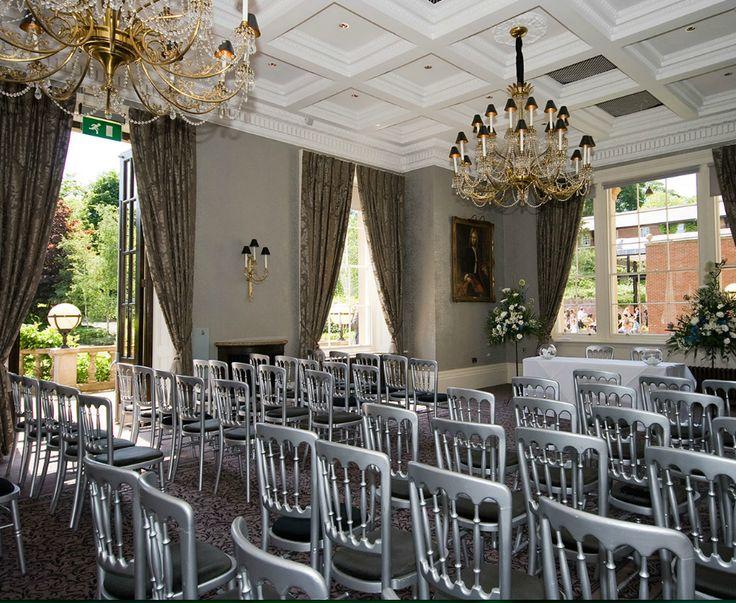 Oulton Hall Wedding Venue