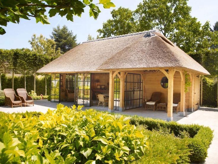 Eiken Poolhouse - Interieur - ShowHome.nl