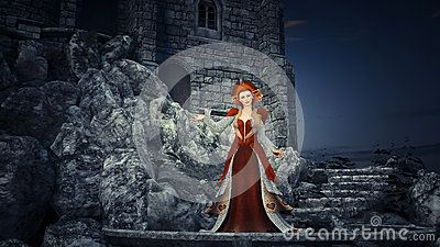 The Red Queen - Download From Over 41 Million High Quality Stock Photos, Images, Vectors. Sign up for FREE today. Image: 67748534