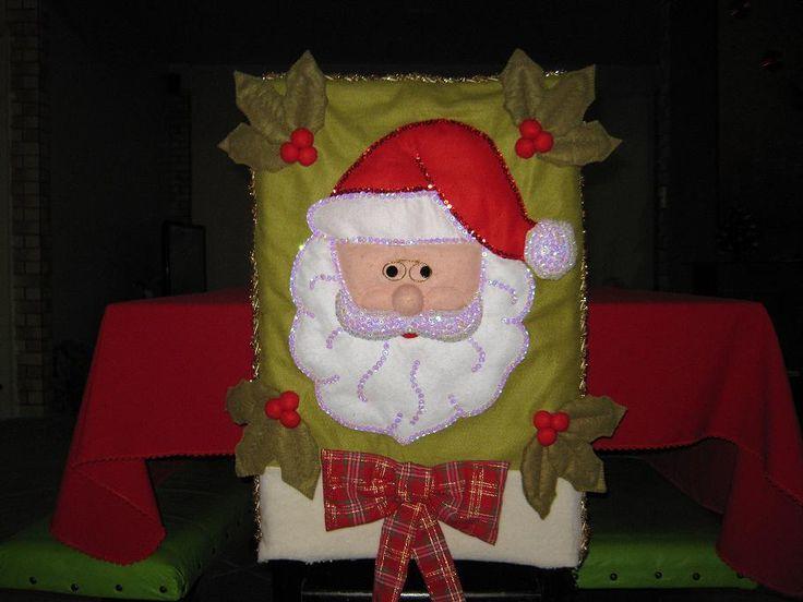 bonecos de feltro natalinos - Buscar con Google