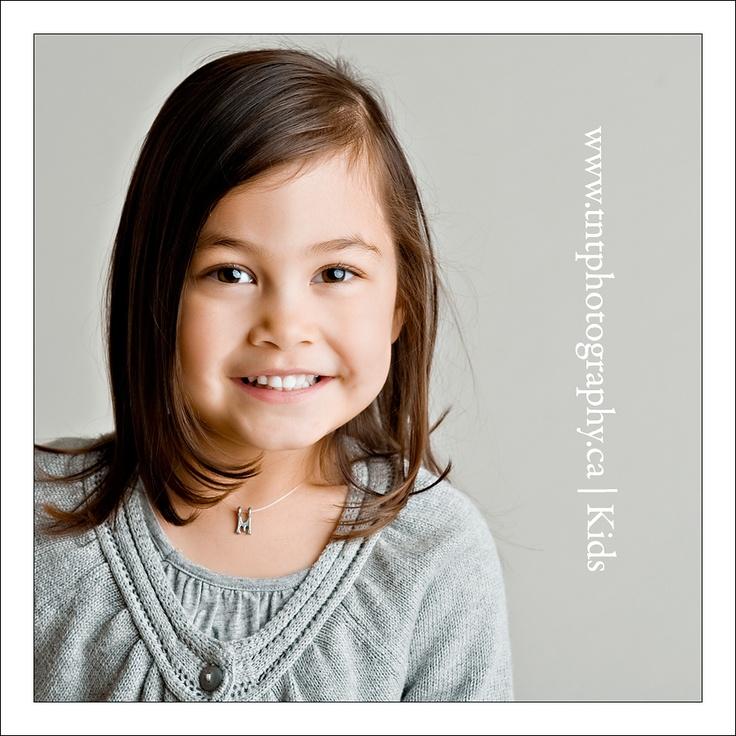sweet haircut for a little girl