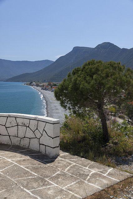 Leonidio in Peloponnese
