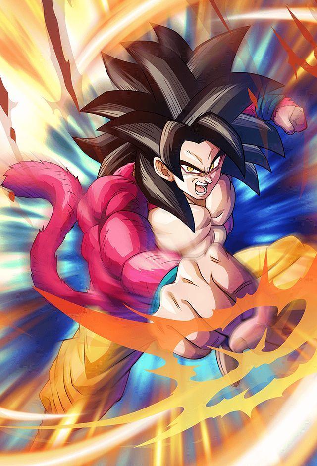 Goku Ssj4 Card Bucchigiri Match By Maxiuchiha22 On Deviantart Anime Dragon Ball Super Dragon Ball Gt Anime Dragon Ball