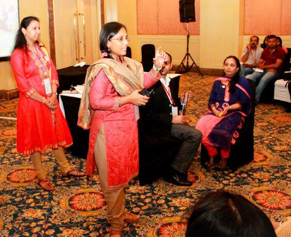 Knowledge Fest 2016:Educating Opticians #India #optometry #OptometryInIndia