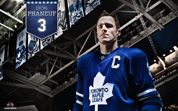 Dion Phaneuf, Toronto Maple Leafs captain