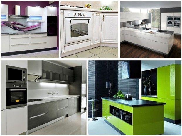 Aranżacja piekarnika w kuchni #kitchen #design