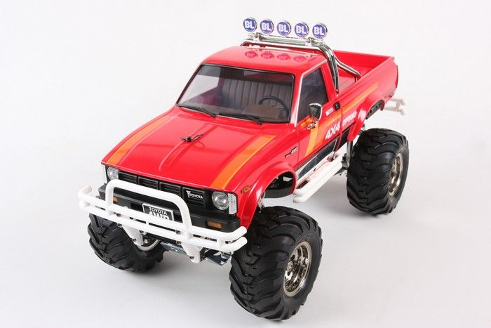 tamiya rc toyota mountain rider 4x4 pick up cool toys. Black Bedroom Furniture Sets. Home Design Ideas