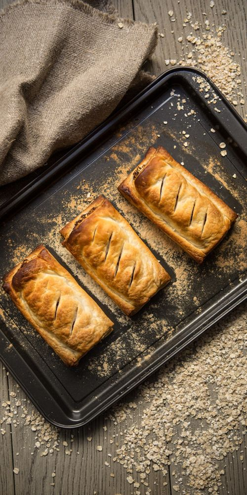 Looking for a vegan version of sausage rolls? Jac introduces a delicious recipe full of fresh ingredients and simple produce for you to serve to vegan guests and family members.