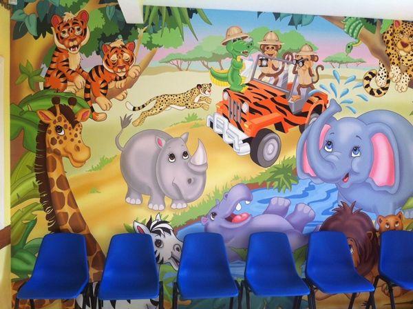 39 best pediatric office decor images on pinterest
