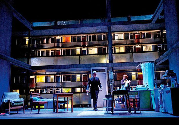 A review of David Hare's Skylight starring Carey Mulligan and Bill Nighy | Harper's Bazaar