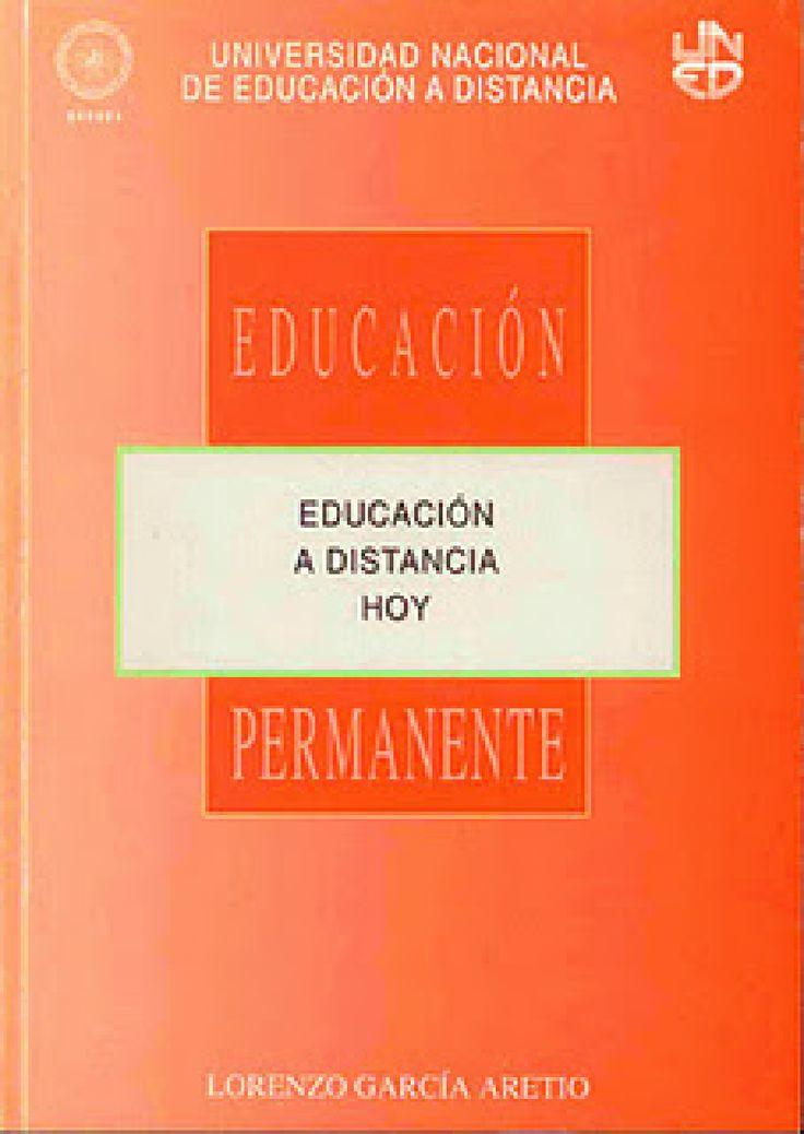 Libro: Educación a distancia hoy, de García Aretio