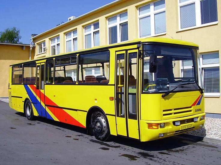 Karosa C934 of Czech R