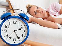 Schlafstörungen – was tun?