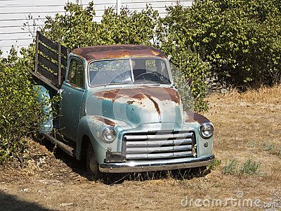 Old Pickup Truck Stock Photos, Images, & Pictures – (1,621 Images)