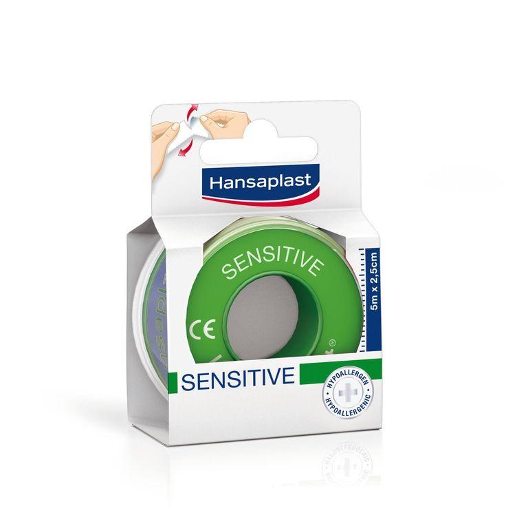 Hansaplast Sensitive Plaster