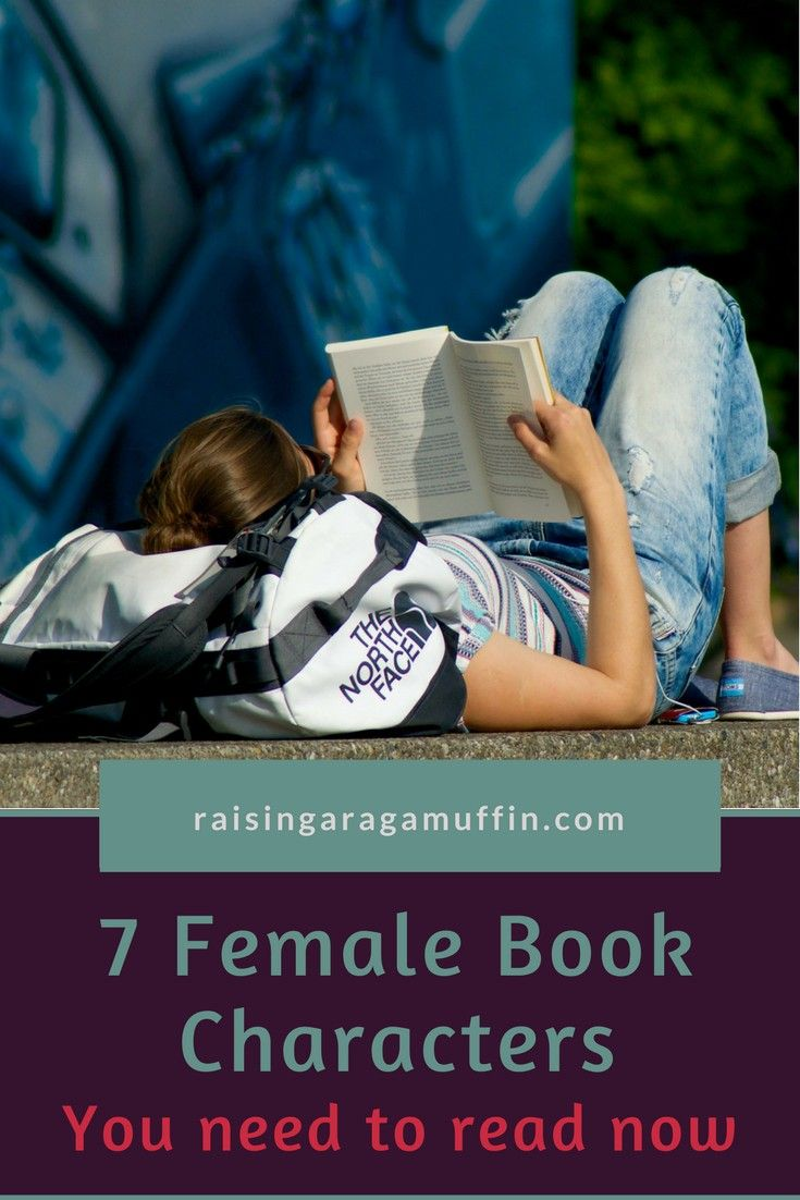 Not sure which book to read next? Or just sick of male characters? Either way check out these 7 Female Book Characters you need to read now.