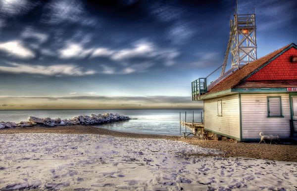 Alex Bruce - Leuty Lifeguard Station - Kew Beach Toronto