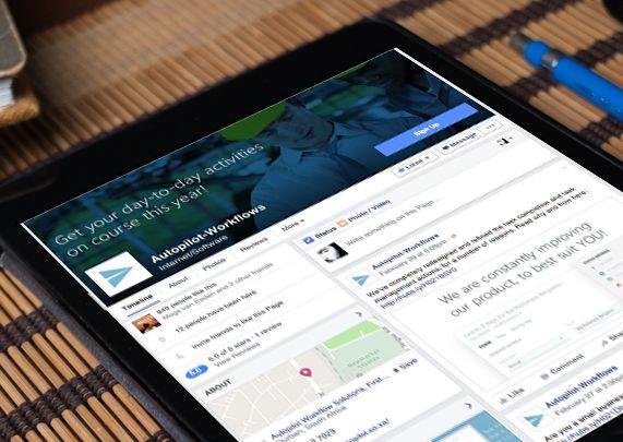 Social Media Portfolio - Autopilot