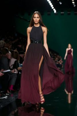 FotoFashionFeelings: Elie Saab's latest collection presented in Paris
